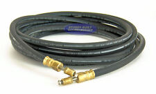 Boat Trailer Hydraulic Rubber Brake Hose Line DOT 24' Flexible for Disc or Drum