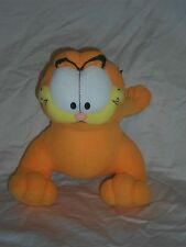 Play by Play Leaning Garfield Cat Comic Strip Plush Soft Toy Stuffed Animal 9""