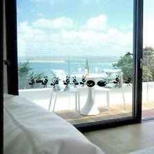 Cute Cartoon Ants Move Wall Decor Stickers Window Mirror Sticker Home Room HOT