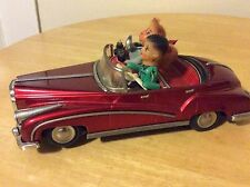 1960 Vintage China ME630 ME 630 PHOTOING on CAR TIN PRESSED STEEL RUNS LIGHTS UP