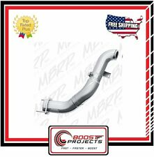 "MBRP Ford 6.7L Powerstroke 4"" Turbo Down Pipe, AL 2011-2014 # FAL459"
