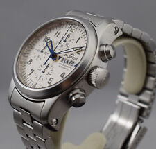Fortis B42 Flieger Pilot Swiss Automatic Chronograph Day/Date Men's Watch