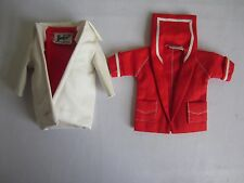 Barbie by Mattel Winter Holiday #975 (1959-63) Resort Set #963 (1959-62) Jackets