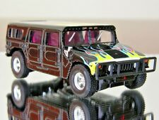 100% HOT WHEELS LIMITED EDITION HUMMER H1 4X4 TRUCK 1/64