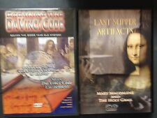 Breaking the Da Vinci Code, Last Supper Artifacts + Magdalene Holy Grail, DVDs