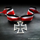 Knights Cross of the Iron Cross Military Medal 1939 WW2 German Medal New Repro