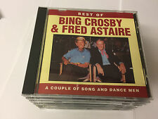 Best Of Crosby Astaire /Astaire (1993, CD ) 715187761728