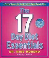 17 Day Diet Essentials; A Doctor Shares His Rapid Results Plan 2 CDs Audio Book