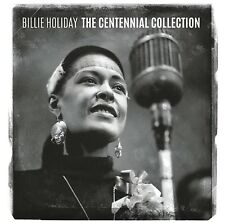 BILLIE HOLIDAY - THE CENTENNIAL COLLECTION  CD NEU