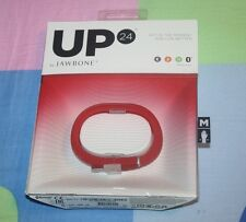BRAND NEW UP 24 BY Jawbone Activity Tracker - Medium - Red