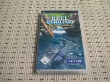 Reel fishing the Great Outdoors pour sony psp * OVP *
