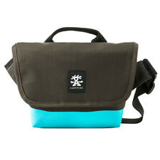 Crumpler Private Surprise Photo S PSPH-S-011 Espresso Turquoise Camera Bag