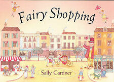 Excellent Fairy Shopping HB Book Dust Jacket & Wishbank Play Shopping Card