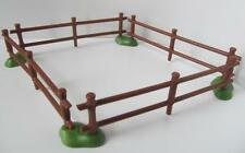 Playmobil Farm/Stables: Animal pen/horse or pony paddock fencing NEW