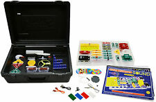 Snap Circuits® Deluxe Sound & Light Combo: Model: SCC350