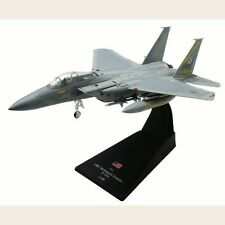 McDonnell Douglas F-15 Eagle -1985 US Fighter Aircraft Diecast Model 1/100 No 58