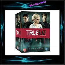 TRUE BLOOD - COMPLETE SERIES SEASONS 1 2 3 4 5 6 7 *** BRAND NEW BOXSET***