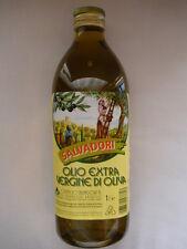 Salvadori Olio extra Vergine di Oliva / Olivenöl extra Nativ 1000 ml  3801
