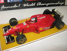 1:18 Ferrari 412T2 M. Schumacher 1996 Minichamps in showcase TOP