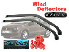 VW POLO 3 Door 2009- Wind Deflectors 2 pcs. HEKO (31179)