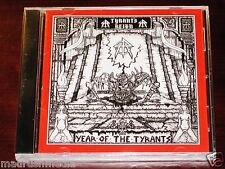 Tyrant's Reign: Year Of The Tyrants CD Bonus Track Stormspell SSR-RWH102 NEW