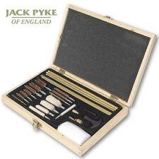 JACK PYKE MULTI GUN CLEANING KIT SHOTGUN RIFLE PISTOL STORAGE BOX HUNTING