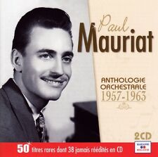 Paul MAURIAT / Anthologie Orchestrale - 1957-1963 / (2 CD)