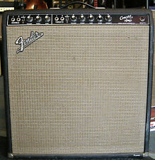 1964 Fender Concert-Amp 410 2-Channel 40W Guitar Combo Amplifier