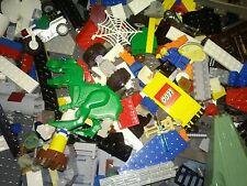 2 Pounds of Legos Bulk Lot Brick Parts Pieces 100% Lego Star Wars, City, Vintage