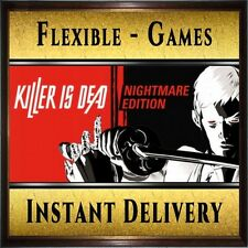 KILLER is Dead-Nightmare Edition-Steam CD-Key digitale [ PC ] consegna immediata