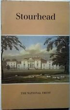 Vintage 1970s Souvenir Tourist Guide Stourhead Wiltshire National Trust 1975
