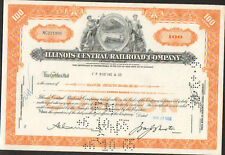 DECO =  ILLINOIS CENTRAL RAILROAD CY (ILLINOIS - USA) (R)