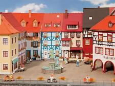 Faller H0 130495 Zwei Kleinstadthäuser mit Erker #NEU in OVP##