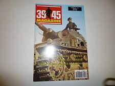 Magazine 39/45 18 panzer Hannut 1 DCR Orgères