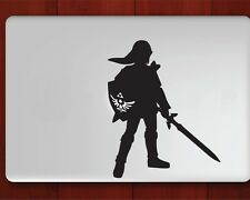 "Link Zelda Decal Sticker Skin Apple MacBook Air/Pro Laptop 13"" 15"" 17"""