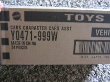 DISNEY PIXAR CARS 2014 CASE Y0471-999W