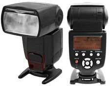 Pro SL565-C E-TTL flash for Canon EOS 7D Mark II 2 SX60 HS SL1 1D X 5D Speedlite