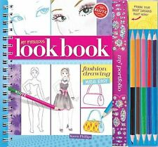My Fabulous Look Book : Fashion Drawing Made Easy by Klutz Editors and Karen...