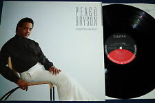 Peabo Bryson ‎- Straight From The Heart, vinyl, LP, D'84, vg++