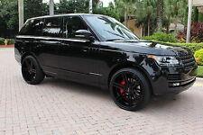Land Rover : Range Rover 4WD 4dr SC A