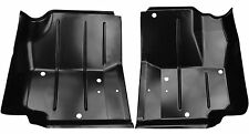 PAIR Jeep Wrangler and CJ7 OE Style Front Floor Pans Panel Front LH RH