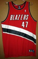 PORTLAND TRAILBLAZERS WARM-UP NBA JACKET