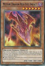 Meteor Dragon Red-Eyes Impact - INOV-EN028 - Rare - Unlimited NM