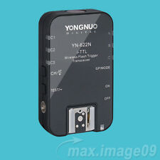 YONGNUO Single Transceiver of YN622 YN-622N TTL Flash Trigger with HSS for Nikon
