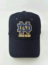 Notre Dame Fighting Irish One Fit Fitted Stretch  Baseball Cap Hat