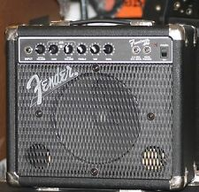 Fender Frontman Electric Guitar Amplifier. Or small PA system! w/FREE NEW mic!