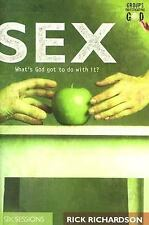 Sex: What's God Got to Do with It? (Groups Investigating God)