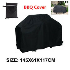 "57"" Waterproof BBQ Cover Garden Outdoor Burner Barbecue Grill Storage Protector"