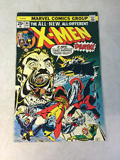 X-MEN #94 -- KEY ISSUE, NEW TEAM BEGINS, CLAREMONT, 1975 WOLVERINE, STORM