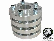 Bulldog 30mm Aluminium Wheel Spacers Range Rover P38 & Land Rover Discovery 2